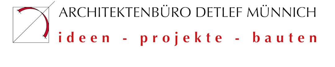 Architektenbüro Detlef Münnich